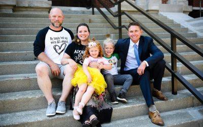 Indiana Adoption Finalization